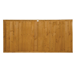 Wickes Closeboard Panel - 6 x 3ft Multi Packs