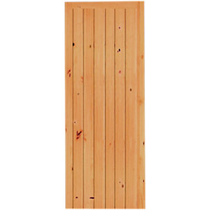 Wickes Keswick Knotty Pine Cottage Internal Door