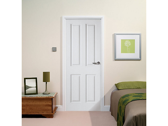 Stirling Grained Moulded Door 1981x762mm