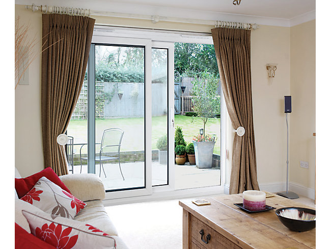 uPVC BiFold Patio Doors