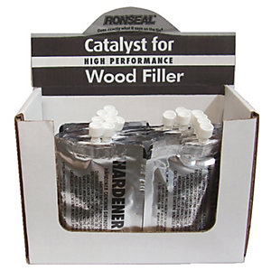 Ronseal High Performance Wood Filler Catalyst - 30g