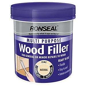 Ronseal Multi Purpose Wood Filler - Natural 250g