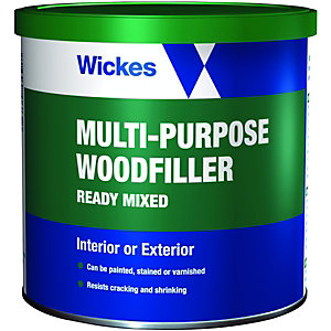 Wickes All Purpose Wood Filler - 600ml