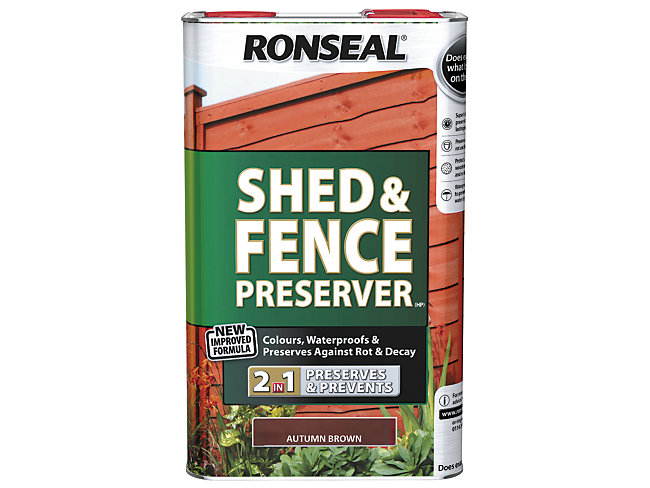 Wood and Fence Preservers