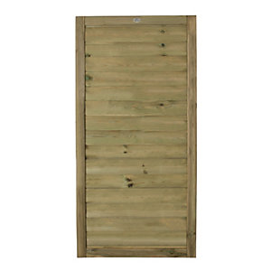 Wickes Horizontal Tongue & Groove Gate - 900 x 1830mm