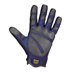 Irwin 10503826 Heavy Duty Jobsite Gloves - Large