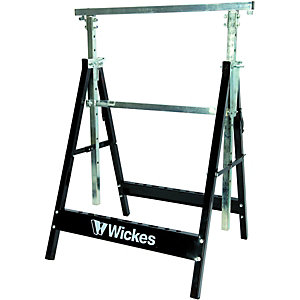 Wickes Telescopic Builders Trestle