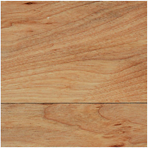Wickes Solid Wood Upstand - Dark Beech 70 x 12mm x 3m