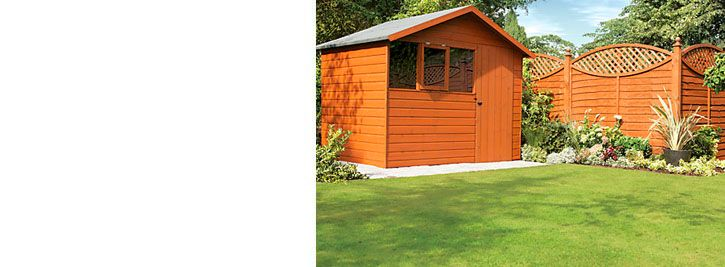 Shed Fence Treatment Fence Paint Wickes