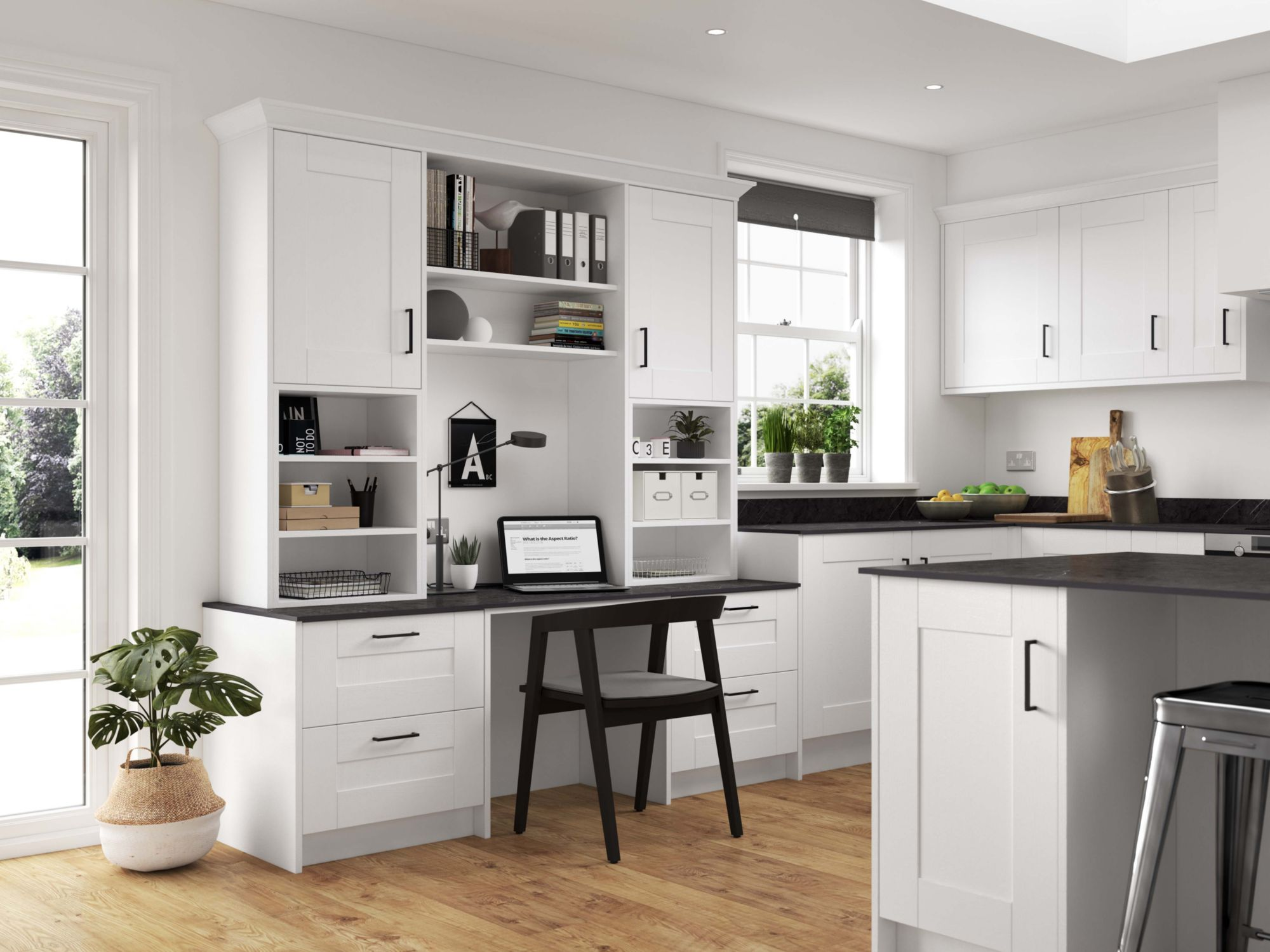 Fitted Home Workspaces