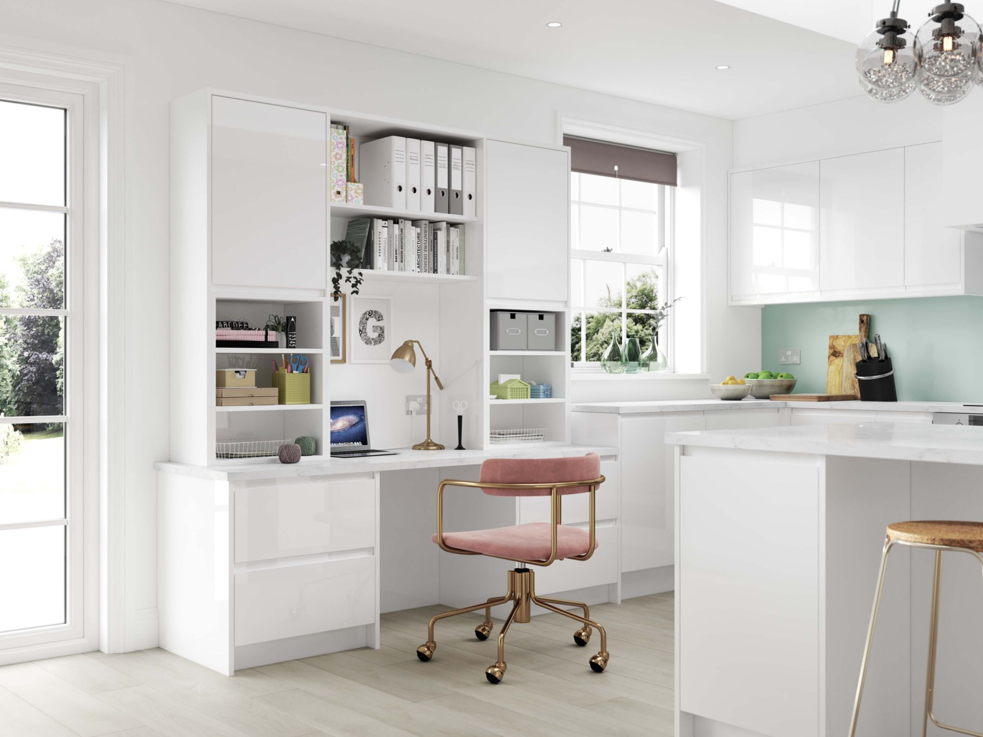 Fitted Home Office Collection