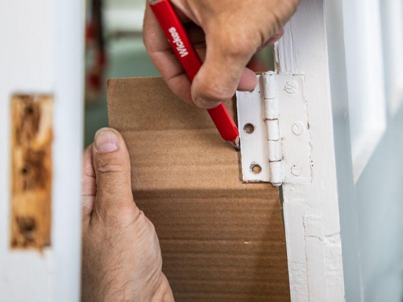 How to fix door problems