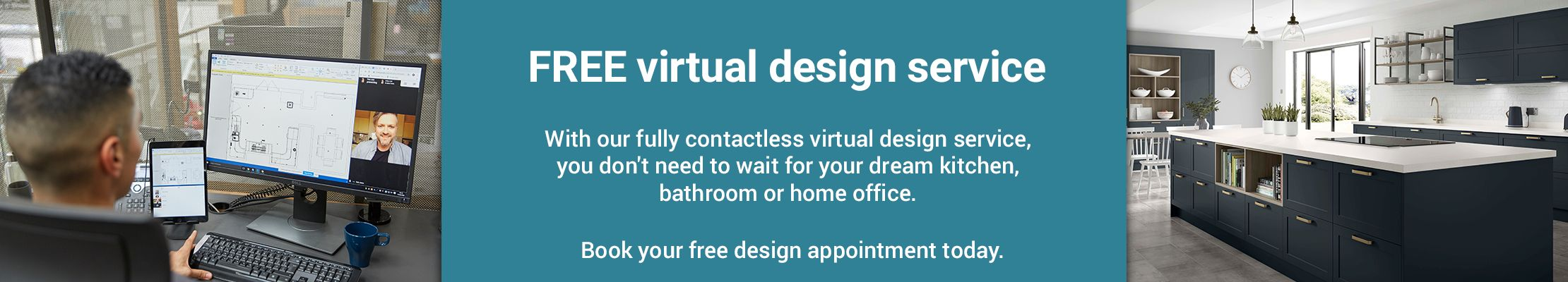 Book your FREE design service